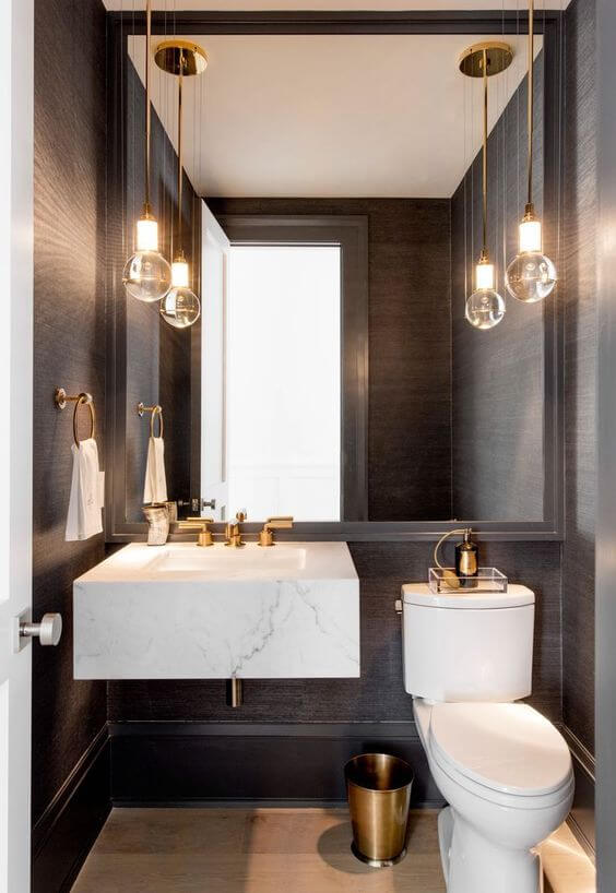 12 Best Powder Room Ideas Amp Designs For Your House 2020