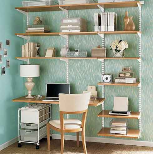 Office Shelving Ideas