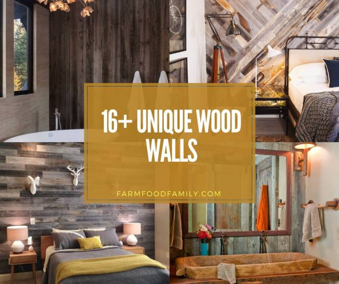 best wood walls ideas & projects