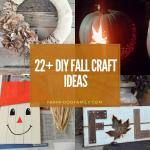 Best diy fall craft ideas