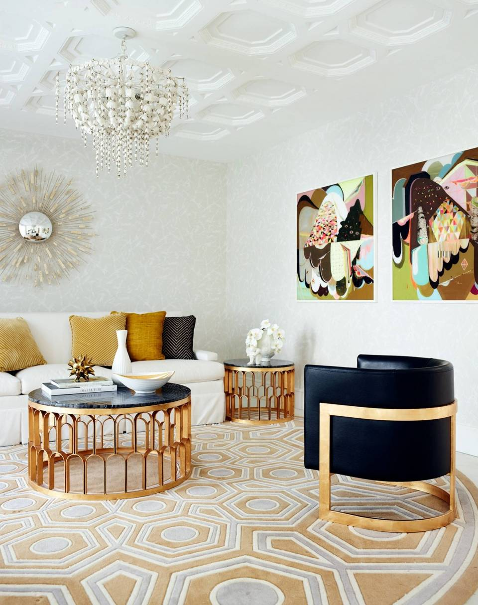 25+ Best Coffee Table Decor Ideas & Designs (Modern, Round) For 2020