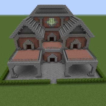 minecraft house ideas easy big