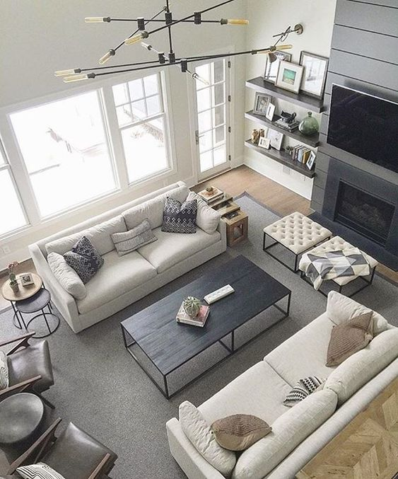 16 Interior Design Ideas And Creative Ways To Maximize: 30+ Creative Small Living Room Ideas & Designs For 2020