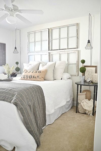 21 Best Farmhouse Guest Bedroom Decor Ideas Designs In 2020