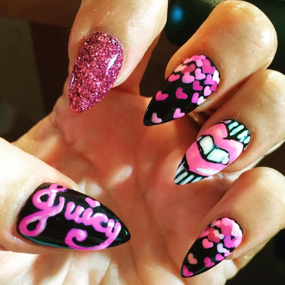 Funky Nail Designs