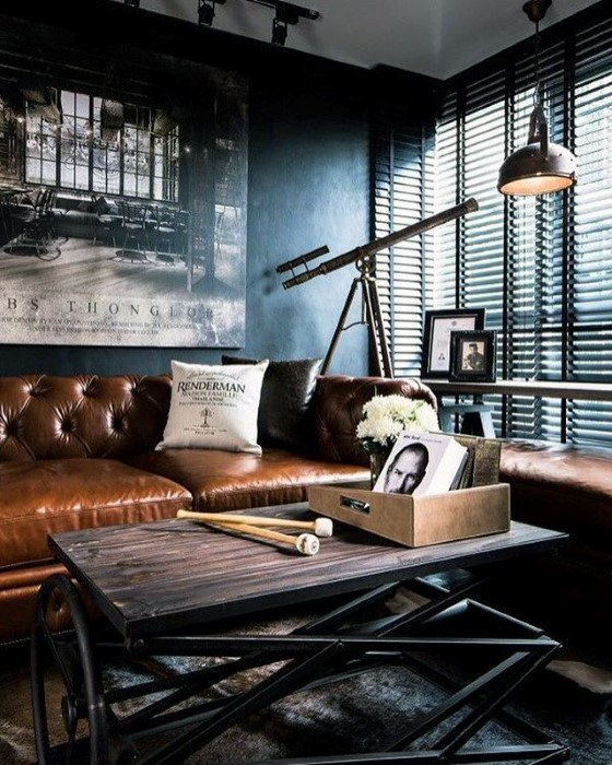 Manly Cool Man Cave Ideas
