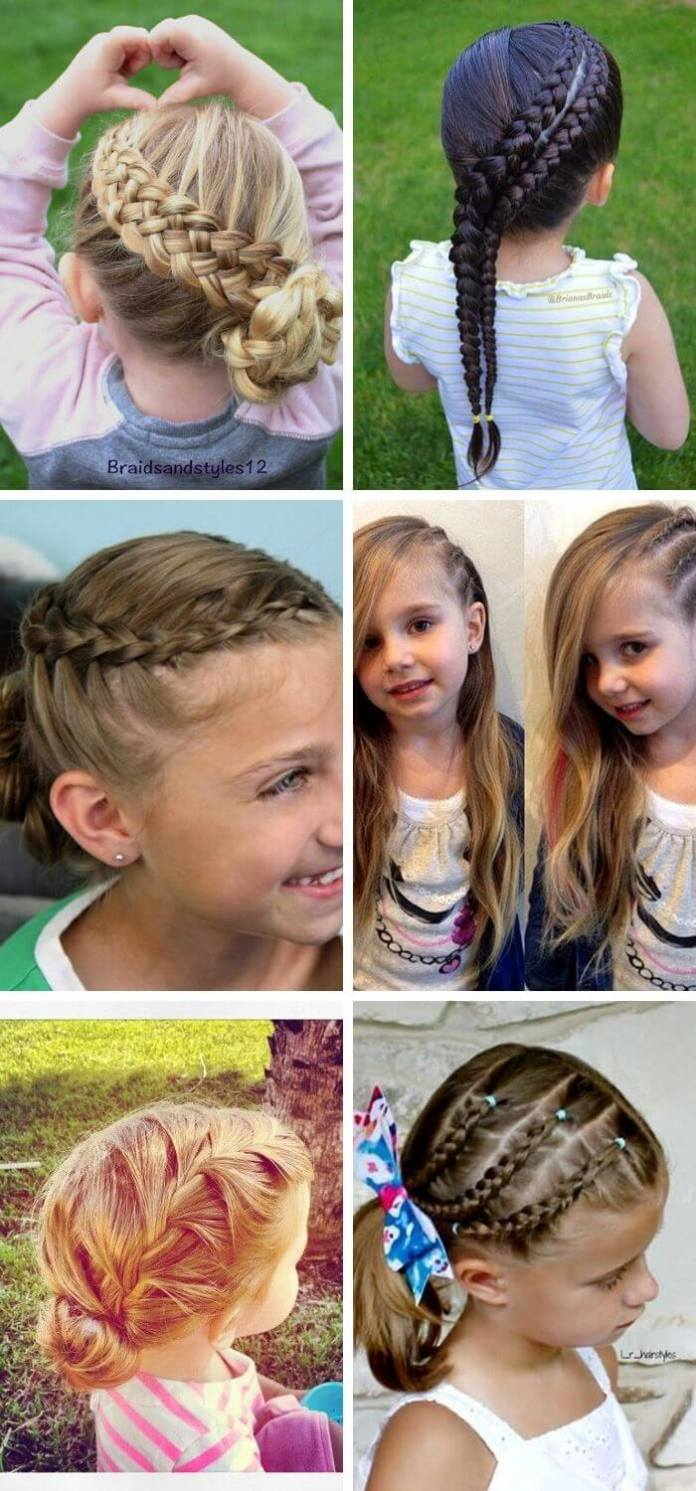 Trendy Side Braid Hairstyle