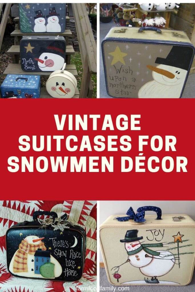 30 Fabulous Diy Decorating Ideas With Repurposed Old Suitcases: 30 DIY Decorating Ideas With Repurposed Old Suitcases