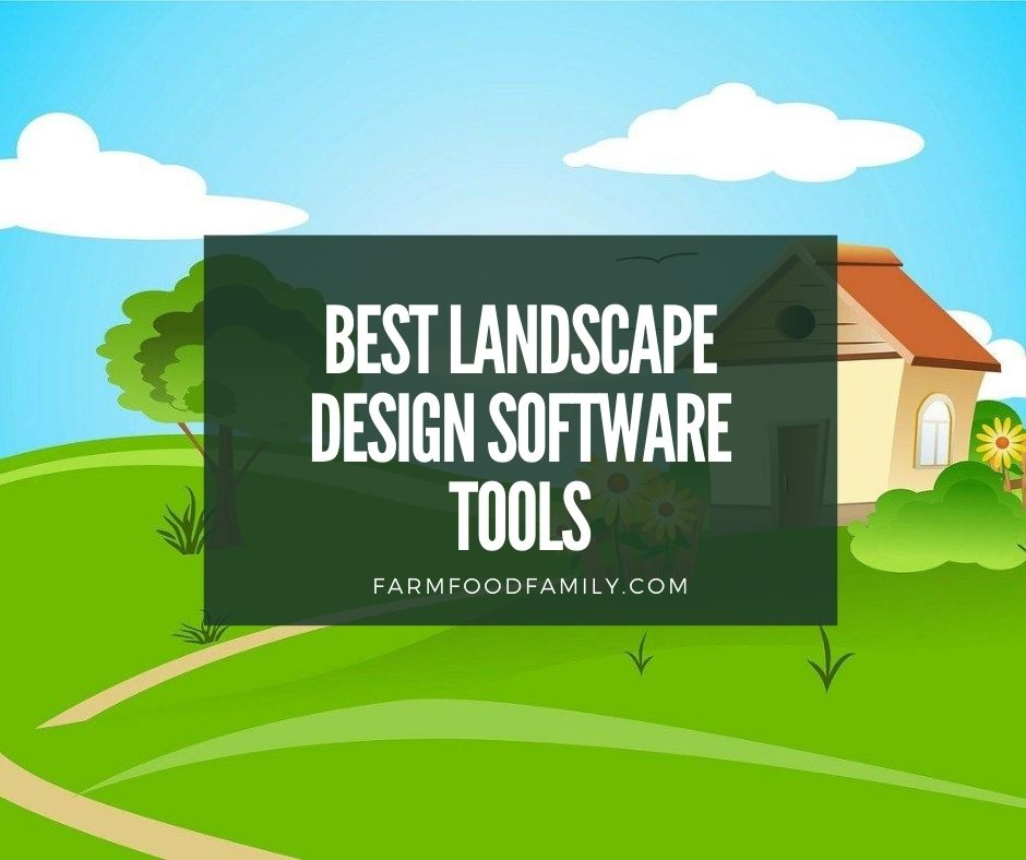 9 Best Free Landscape Design Software Desktop Online Mac In 2020