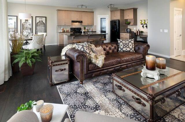 20 Best Dark Brown Leather Sofa Decorating Ideas And Designs 2021