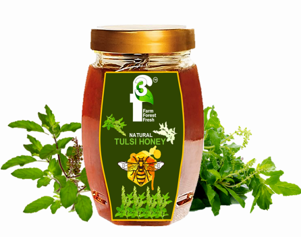 Natural Tulsi Honey