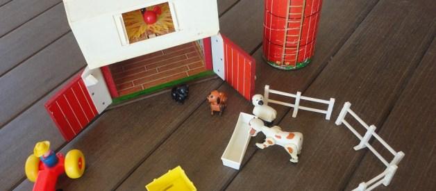 Barn Doors & Baby Cows