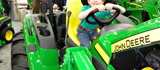 13 Things That May Have Happened at The Farm & Machinery Show