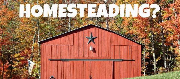 You Might Be Ready For Homesteading If…..