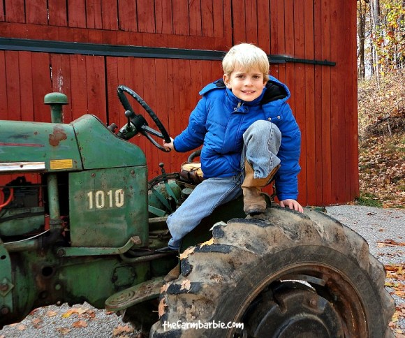 cole tractor