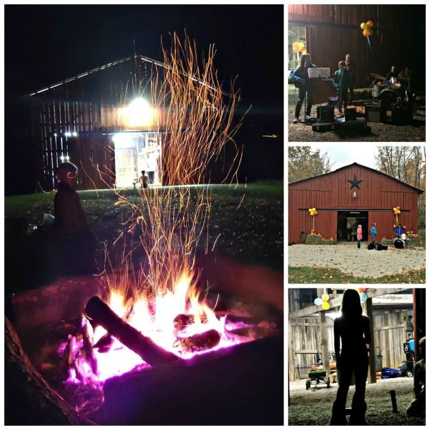 fall bonfire 2 Collage