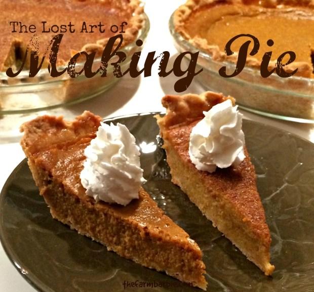 making pie 1