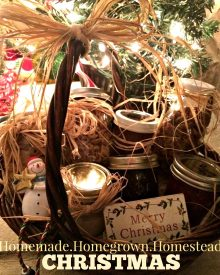 Homemade Coffee Toppings – Great Last Minute Gift Ideas