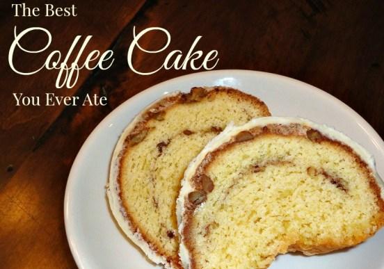 coffee cake 1