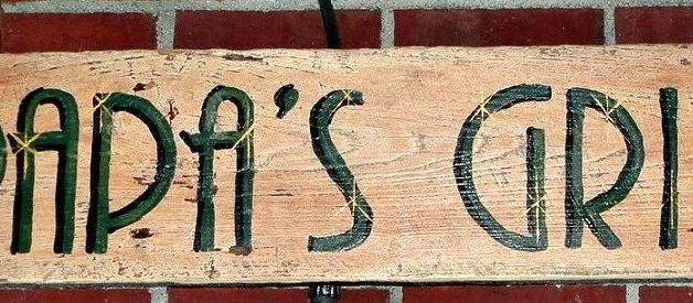 Homemade Christmas Gifts – Sign made from Barn Wood