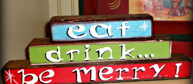 Homemade Christmas Gifts – Eat, Drink & Be Merry!  Stacker