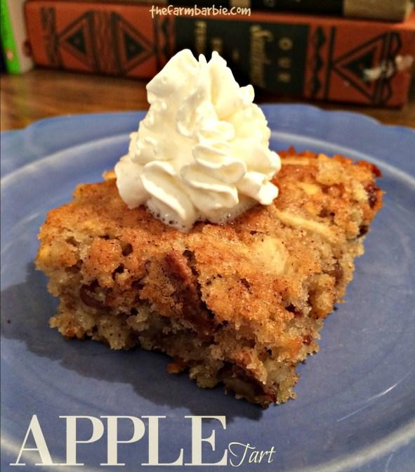 apple tart 8