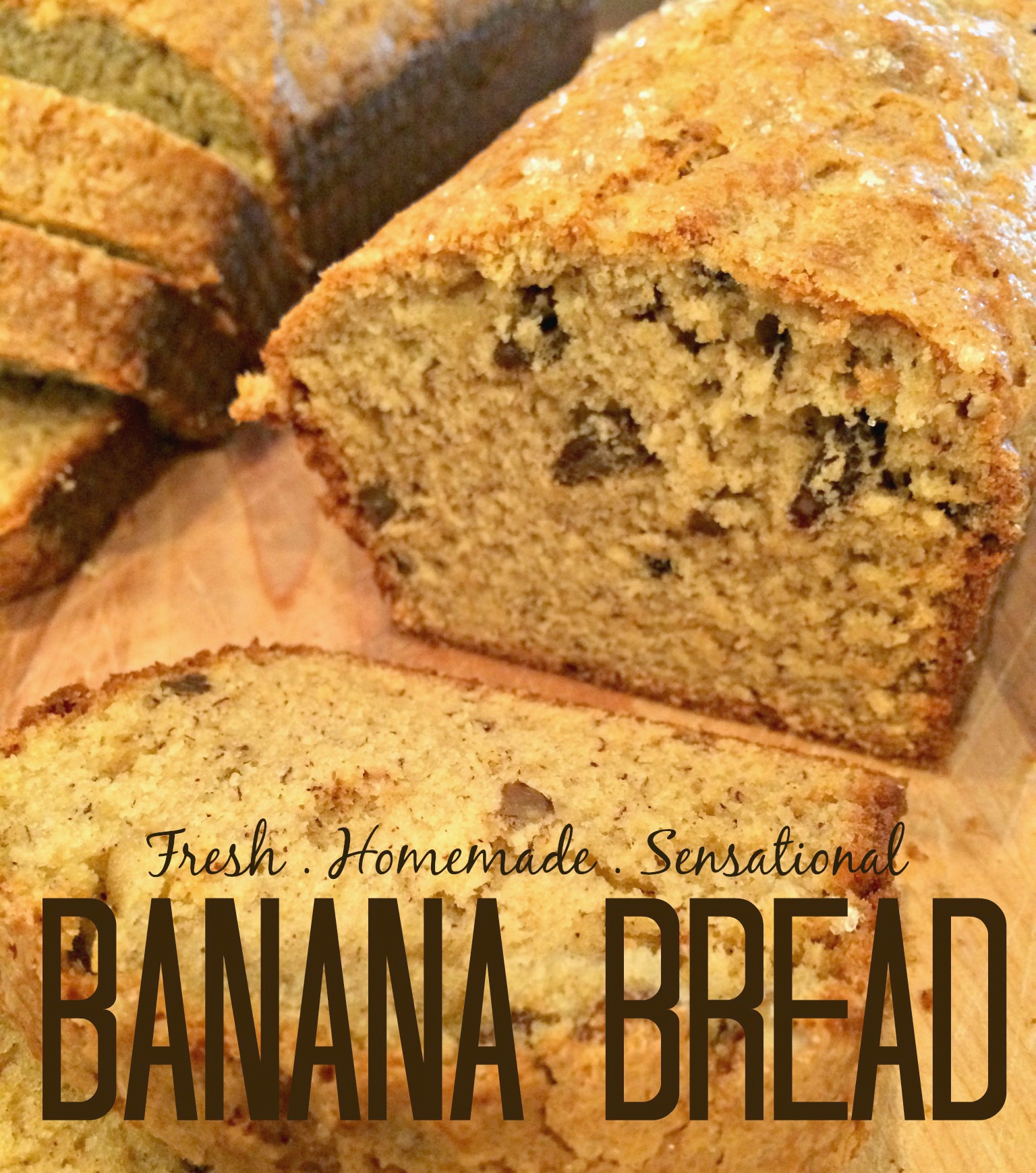 Banana bread recipe farm fresh for life real food for health banana 18 forumfinder Image collections
