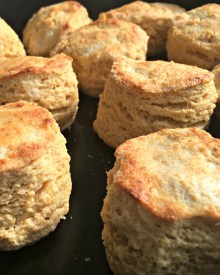 How to Make Homemade Biscuits – Video (Premium)