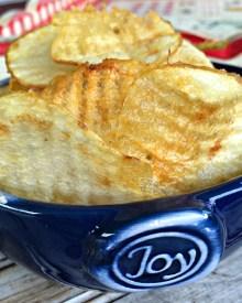 Homemade Potato Chips (Premium)