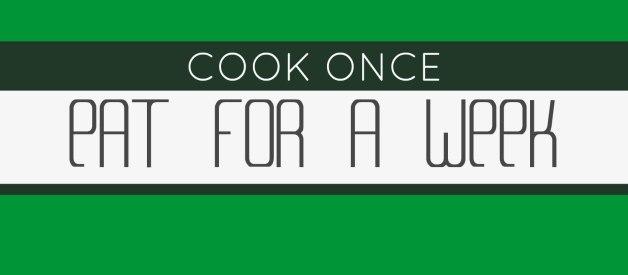 My Secret to Stress-Free Dinners all Week (Premium)