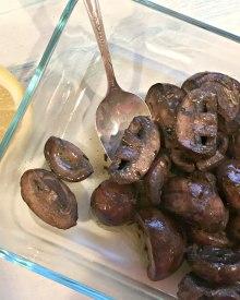 Mushrooms in Butter Sauce (Premium)