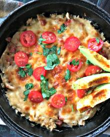 Spicy Chicken Skillet (Premium)