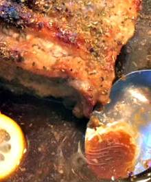 Lemon-Rosemary Roasted Pork (Premium)