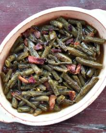 Homegrown Green Beans (Premium)