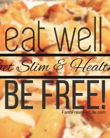 STEP 3 Eat Well & Be Free – Get Prepared, Get Prepped, Go! (Premium)
