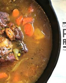 How to Cook a Grass-fed Pot Roast