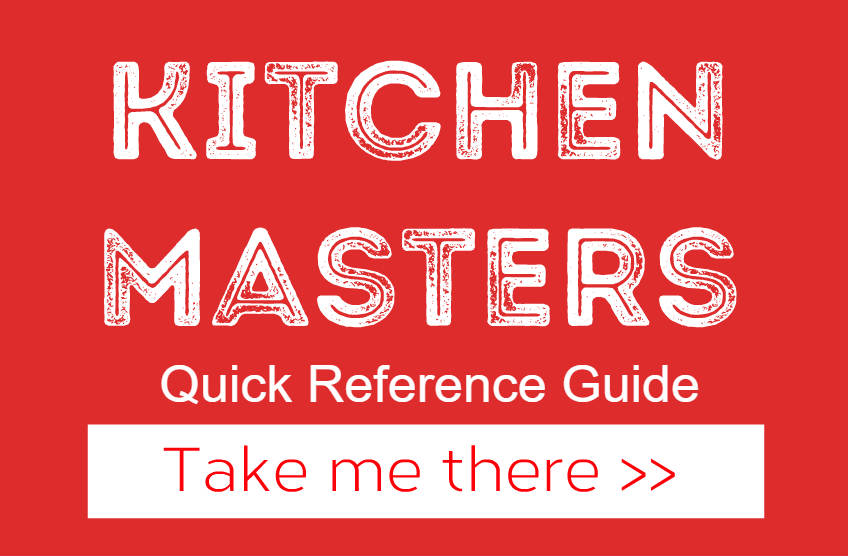 JTMWTC kitchen master quick reference button