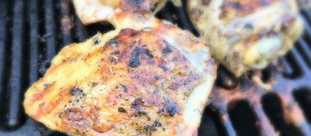 August Menu 1 – Beer Brats, Balsamic Sheet Pan Supper, & Lemon Herb Chicken (JTMWTC)