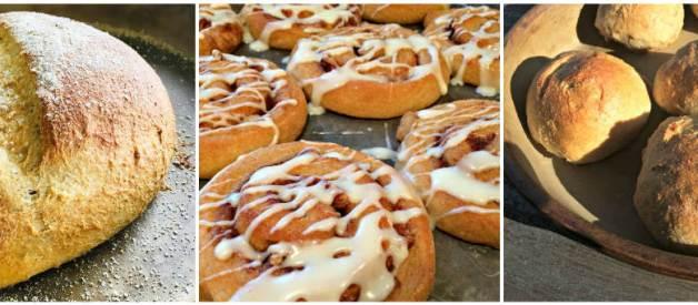 I am Sensitive to Gluten.  Can I Eat Fresh-Milled Flour?