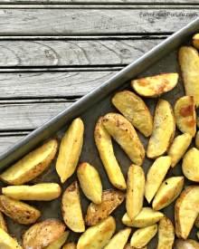 Potato Wedges (Premium)