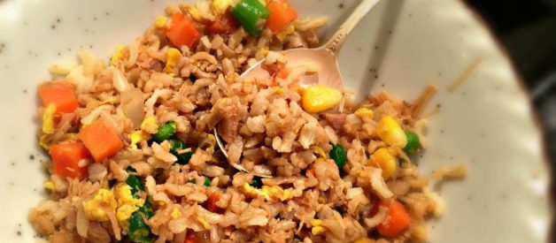 Better Than Take-out Fried Rice (Premium)
