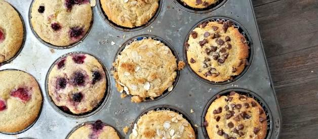 Classic Muffin Recipe – Make Your Own Muffin