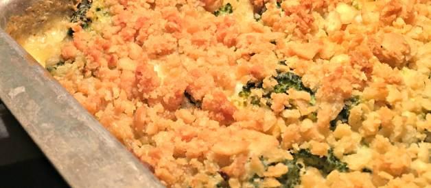 Creamy Broccoli Casserole – No Canned Soup (Premium)