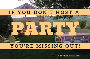 Party how to host a perfect imperfect party