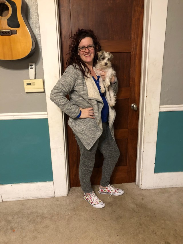 Stay at home mom style fashion cheap frugal easy outfits