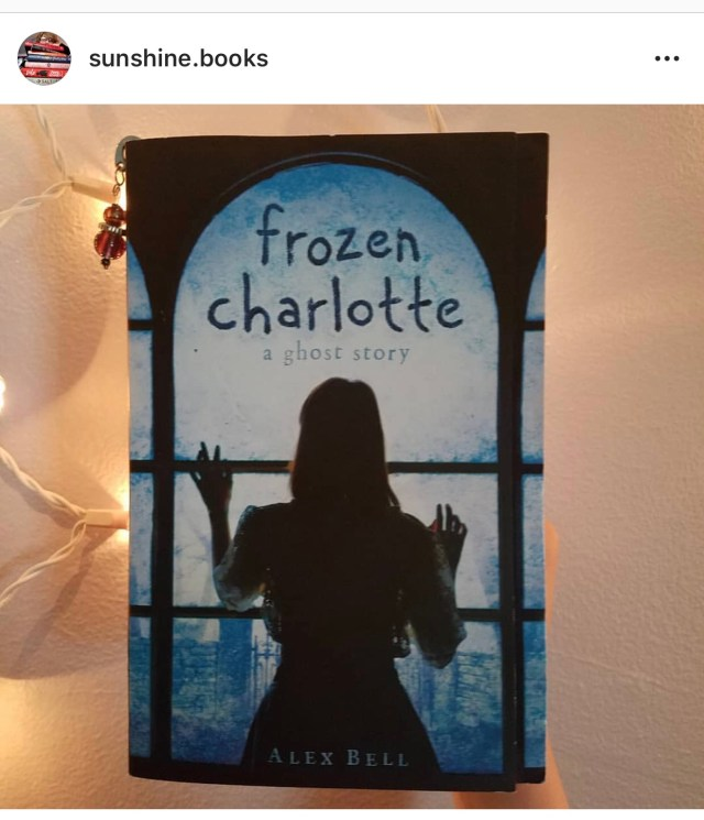Book review frozen Charlotte