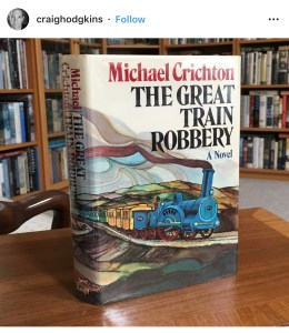 Great Train Robbery best books list