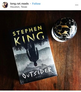 stephen king outsider book lists best to read
