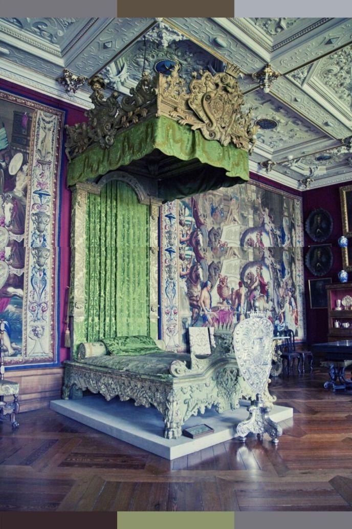 exotic bedroom sets