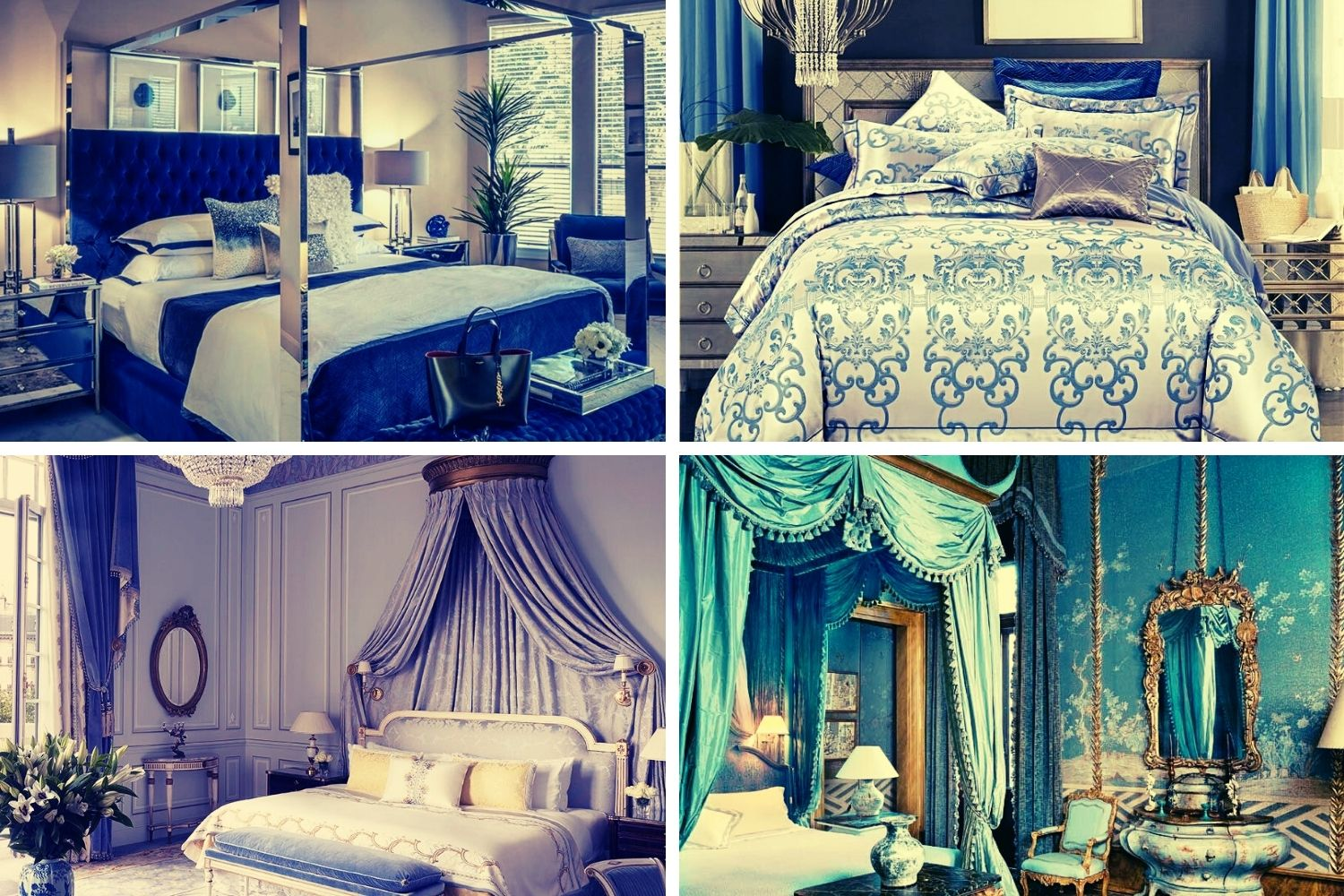 45 World's Best Royal Bedroom Ideas | Luxurious Designs